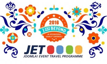 The Joomla! Event Traveller Programme (JET)