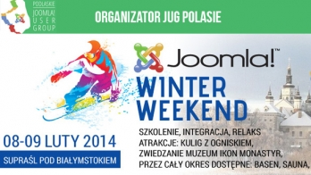 Joomla! Winter Weekend - JUG Podlasie